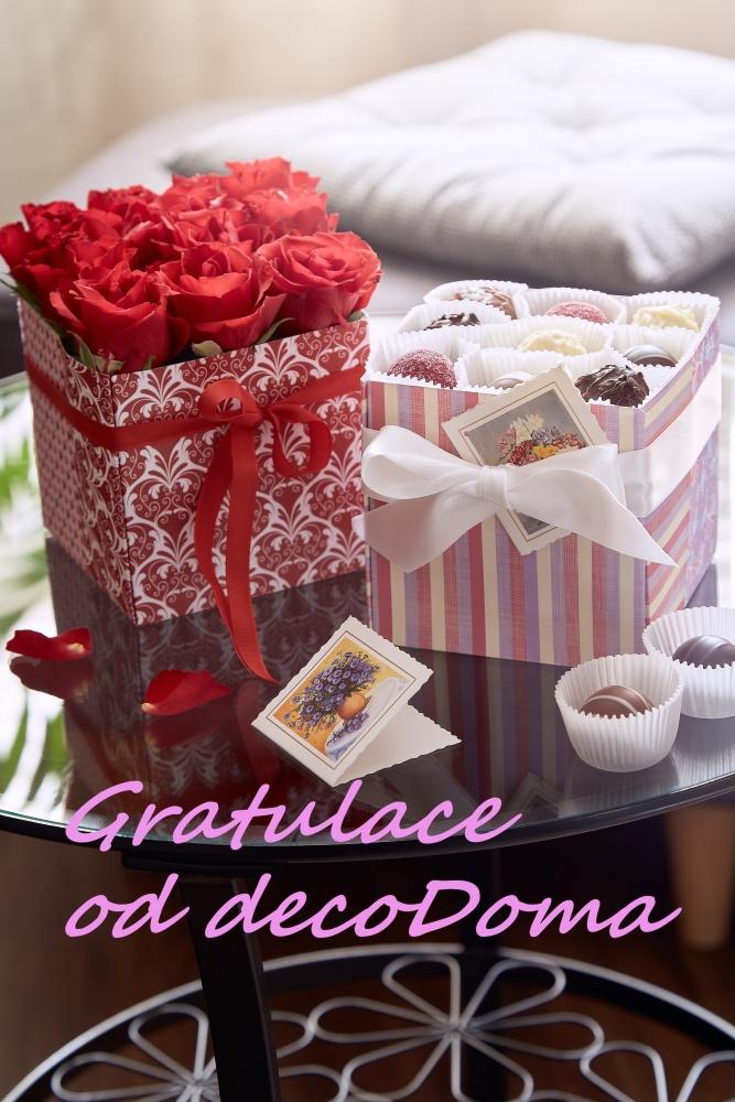 krabicky gratulace
